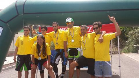 Campeones de Canarias de Enduro 2015